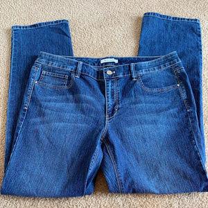 White House Back Market 12S Blue Jeans Slim Leg